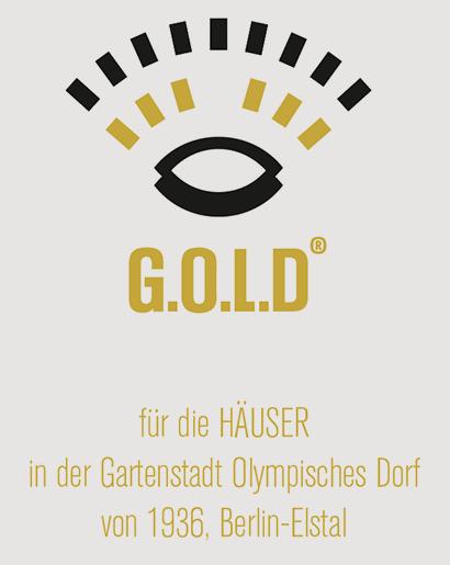 Olympisches Dorf Gold